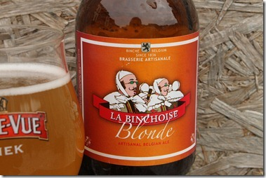 LA BINCHOISE Blonde(バンショワーゼ・ブロンド)