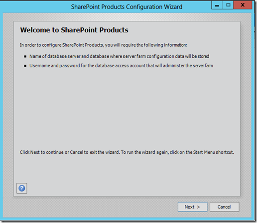 WelcomeSharePoint