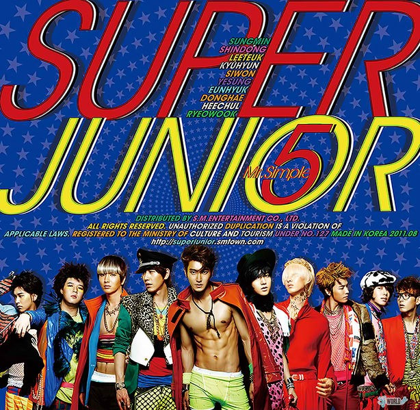 Superjunior_mrsimple