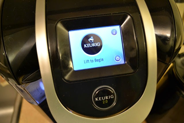 Keurig 2.0 Model K3000 Review Unboxing
