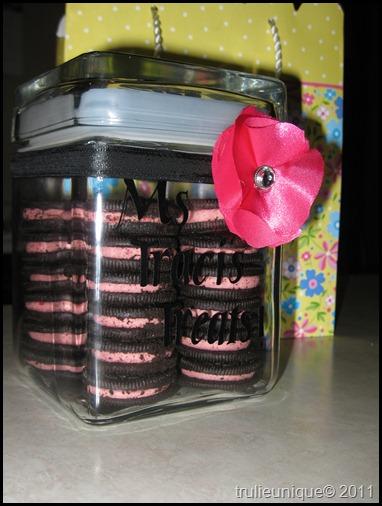 cookier jar, vinyl project, vinyl craft, vinyl, teacher gift