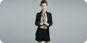 Zara Lookbook Woman November 11