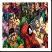 Jeux de Spiderman Puzzles des Villains