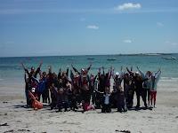2012 - Classe de mer CM1 - CM2 année scolaire 2011 - 2012
