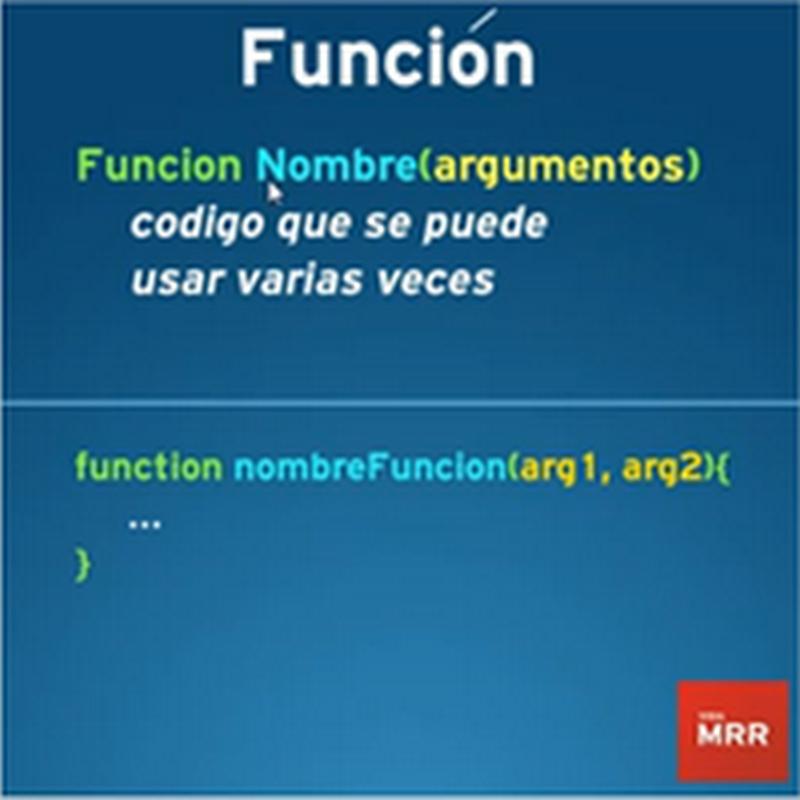 Funciones y condicionales en Javascript