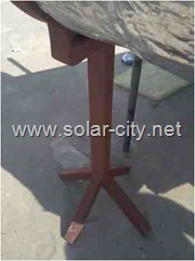 homemade solar water heater carriers
