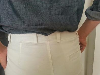 burda shorts details sew a straight line 1