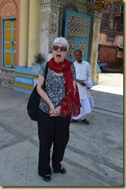 Jain Temple Reaction