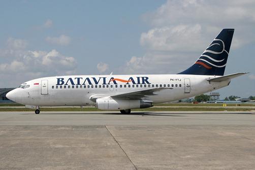 Batavia Air bangkrut