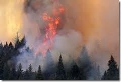 Merced fire