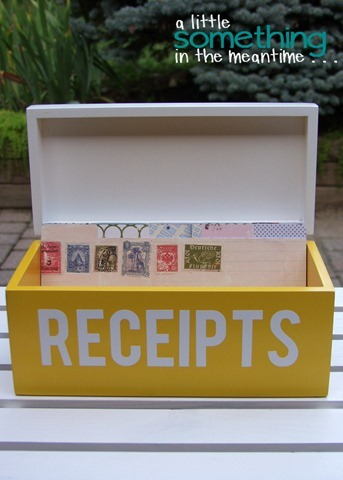 Receipt Box 2 WM