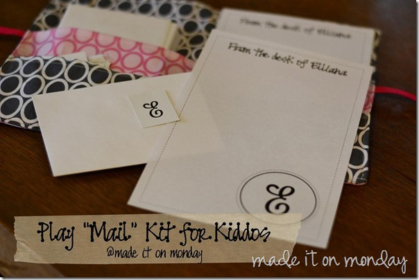 Play Mail Kit at Made it on Monday