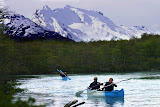  &ndash; Canoa en Laguna Condor<br />