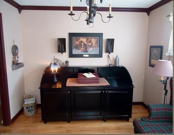 desk new spot
