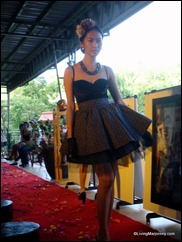 a fashion show from the designer Jessica Gallego-Photo3