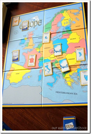 Our Aussie Homeschool ~ 10 Days in Europe