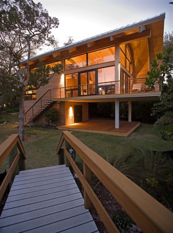 casey key guest house by TOTeMS architecture 4