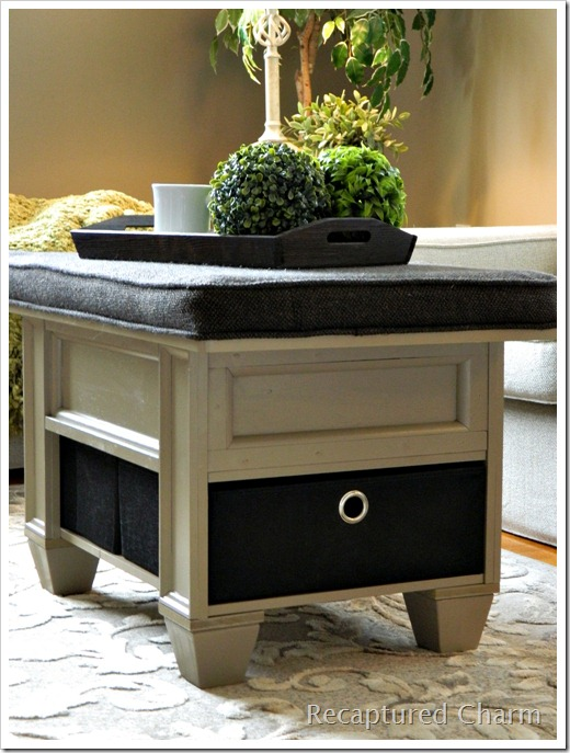 Wayfair Coffee Table Ottoman 116a