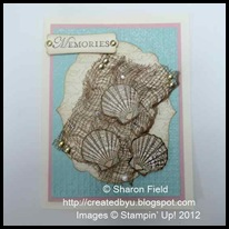 Thank you for shopping my online stampin' up store for your fishnet card supplies
