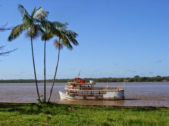 Rio Guamà - Belém do Parà