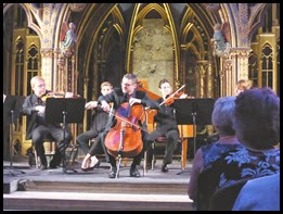 Ste Chapelle orchestra