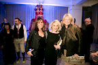 Melissa and Joan Rivers with Martha Stewart