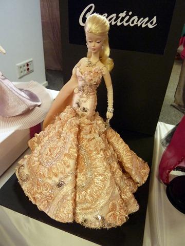 Madrid Fashion Doll Show - Barbie Artist Creations 9