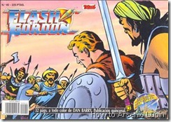 P00040 - Flash Gordon #40