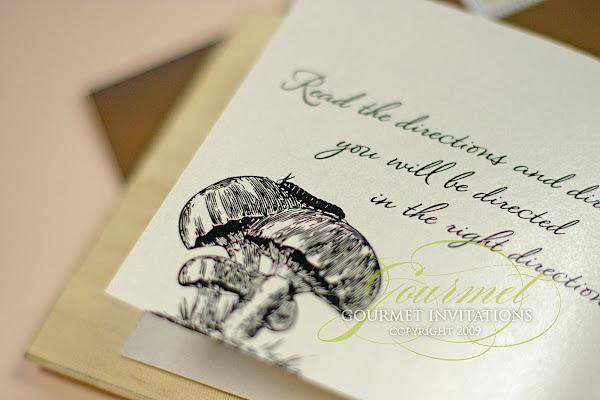 alice in wonderland invitations  gourmet invitations, Wedding invitations