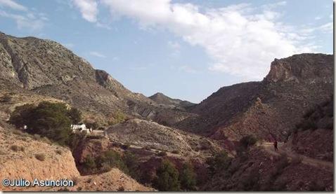 Panorámica de la Sierra de Crevillente - Alicante