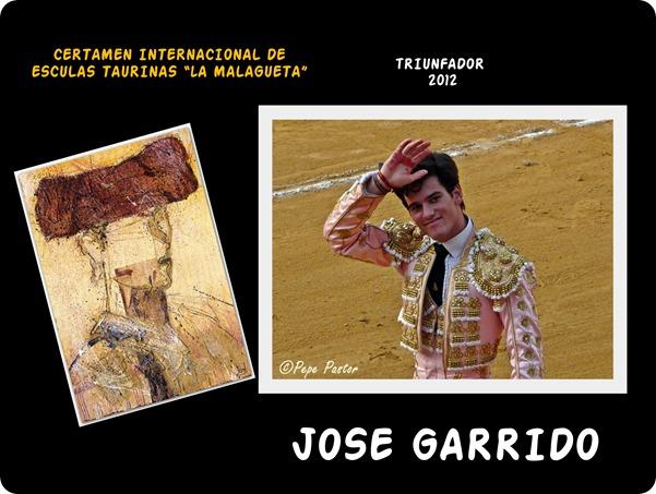 TRIUNFADOR JOSE GARRIDO
