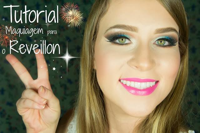 tutorial de maquiagem para festas