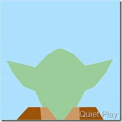 Yoda no face