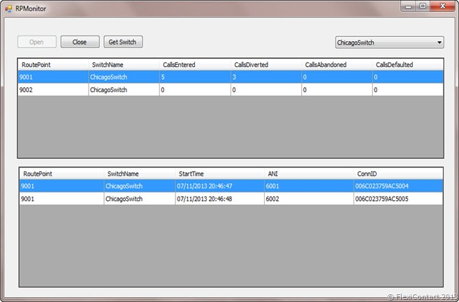 RPMonitor Screenshot