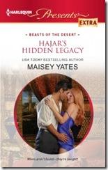 Hajars Hidden Legacy - Maisey Yates