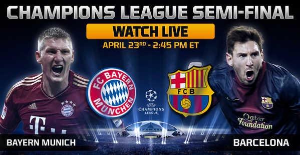 Prediksi Bayern Munich vs Barcelona
