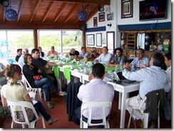 Encuentro de representantes de Turismo de La Nación con prestadores locales