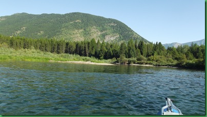 Kayking McDonald Creek 025