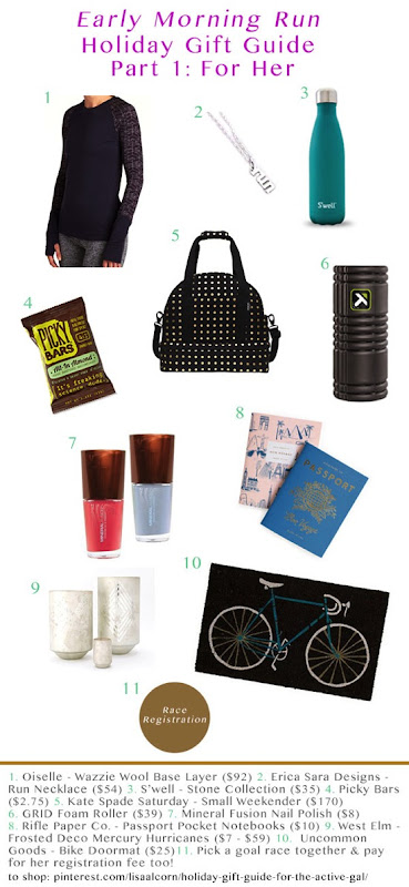 Gift Guide 2014 For Her