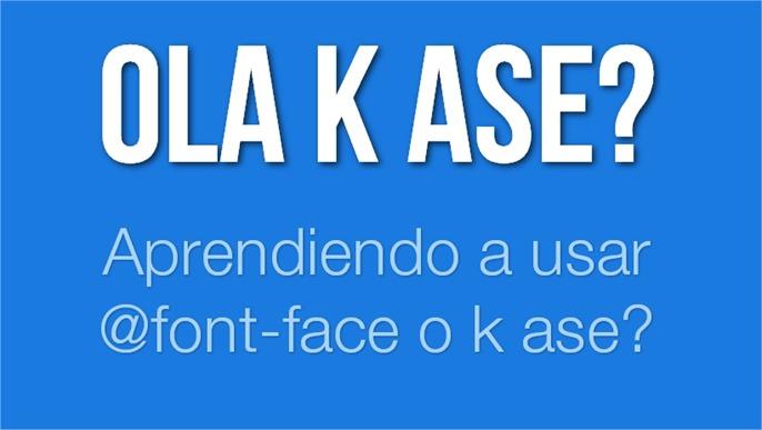 font-face-ejemplo