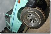 Suzuki Jimny SJ410V velg racing