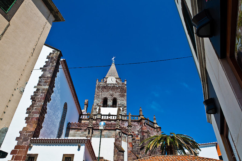 15. Фотопрогулка по улицам города. Улочки. Фуншал. Мадейра. Португалия. Круиз на Costa Concordia.