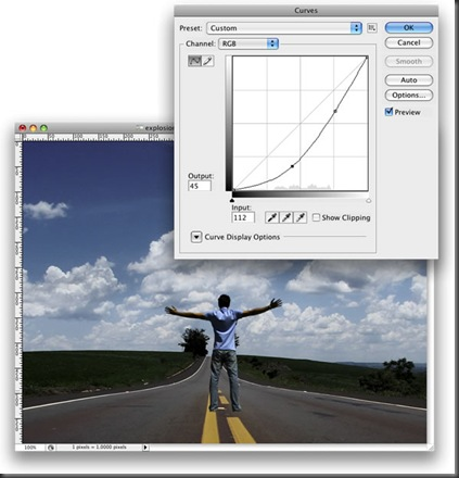 Cara Membuat Efek Perisai Udara Dengan Photoshop5