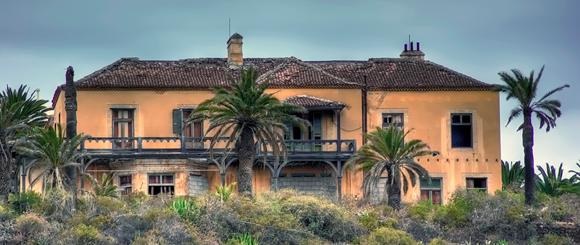 La casa amarilla del puerto de la cruz y proyecto insight Casa amarilla santiago