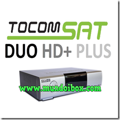 TOCOMSAT DUO HD  (PLUS)