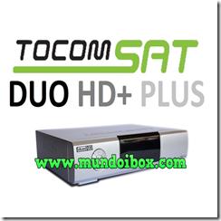 TOCOMSAT DUO HD  (PLUS)