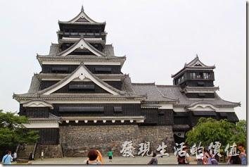 日本北九州自由行-熊本城