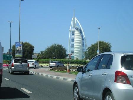 Tari sub dictatura: Burj al Arab Dubai