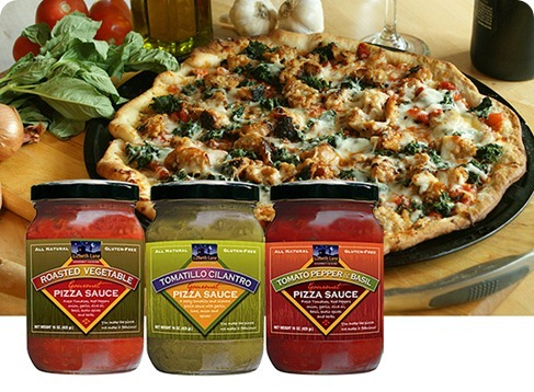 Lizbeth Lane Pizza Sauces Big