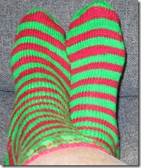 Christmas Sock 2012